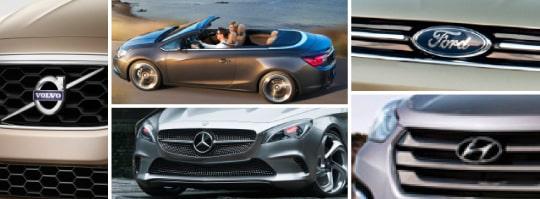 Lista  alla nya bilar i år – märke för märke  328a5586041ff