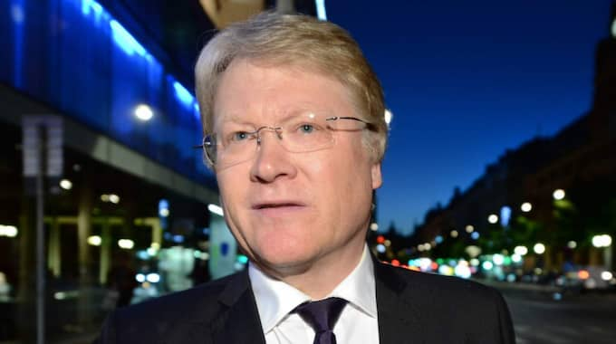 Europaparlamentariker Lars Adaktusson.