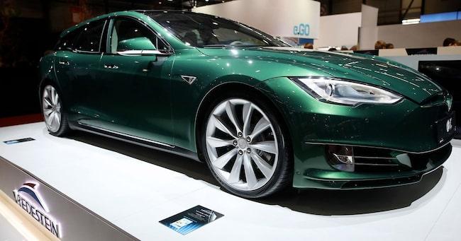 RemetzCar har gått i konkurs, men bilen ställdes ut vid Genèvemässan av däcktillverkaren Vredestein.