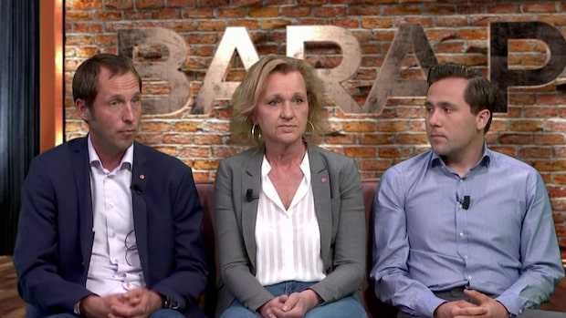 "Kritik mot polisens lista i ""Bara politik"""