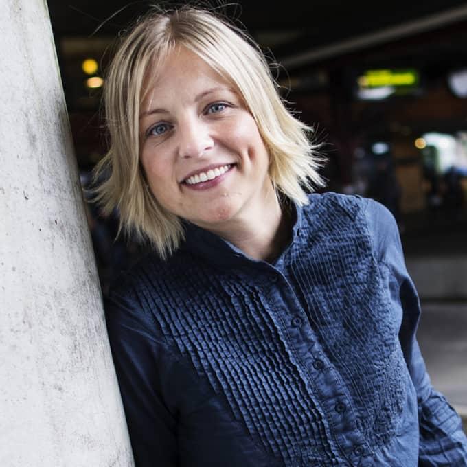 MOD-grundaren Martha Ehlin har avlidit. Foto: Anders Ylander / ANDERS YLANDER GT/EXPRESSEN