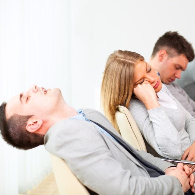 <span>Ett stort antal människor lider i dag av sömnproblem.</span>
