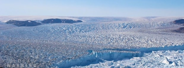 Klimat: Världens största ö är på väg att försvinna – när Grönland smälter påverkas hela jorden