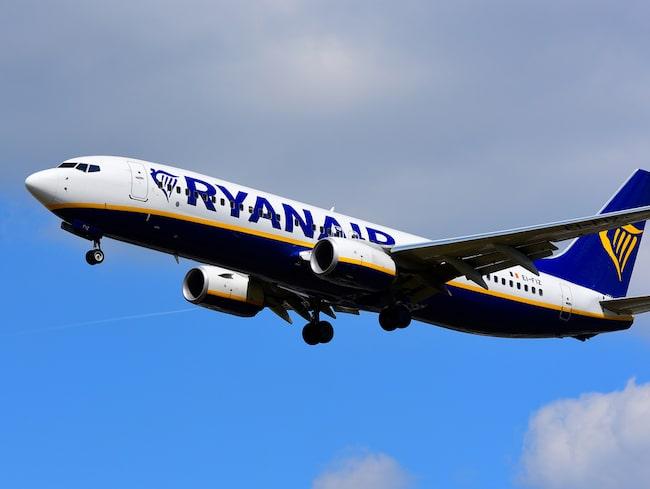 Ryanair kommer nu flyga mellan Göteborg och Dublin två gånger i veckan.