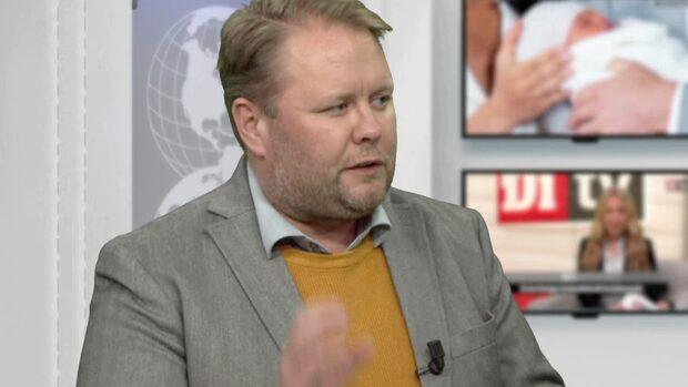 """Fredrik Sjöshult om domen mot Cissi Wallin: """"Oväntat högt skadestånd"""""""