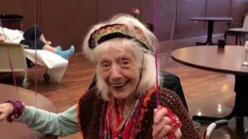Hon överlevde spanska sjukan – och covid-19-infektioner (!)