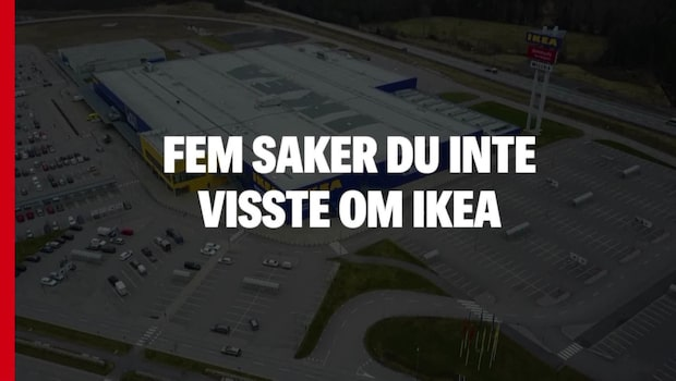 Fem saker du inte visste om Ikea