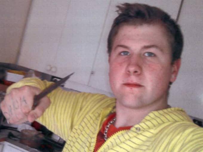 Henrik Holmdahl, 23, döms till 17 års fängelse för mordet. Foto: Privat