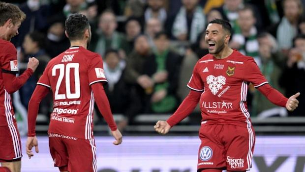 Highlights: Hammarby utspelade i premiären mot Östersund