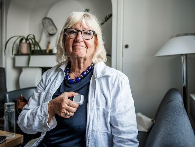 Nu startar Karin Schenck-Gustafsson, Carina Carnlöf och hjärtläkaren Per Insulander, i samarbete med 1,6 miljonerklubben, en stor studie av kvinnor med hjärtklappning.