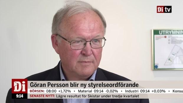 Göran Persson blir ny styrelseordförande i Swedbank