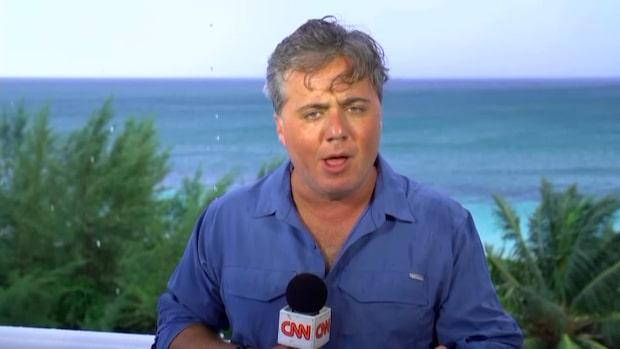 Orkanen Dorian har slagit till mot Bahamas