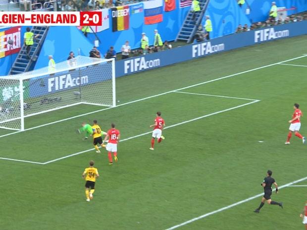 Se alla mål från fotbolls-VM i sportnyheterna - 14 juli