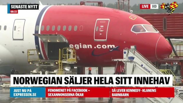 Norwegian säljer alla sina aktier i Bank Norwegian
