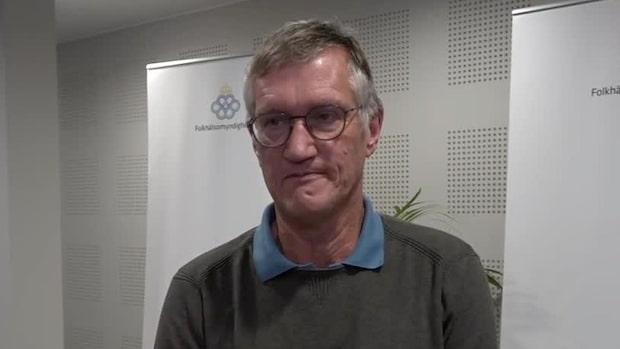 "Tegnell om Chalmers planerade halloweenfest: ""Skjut upp"""