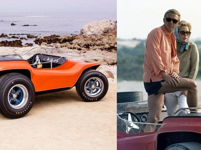 Superstjärnebilen från filmen The Thomas Crown Affair ska auktioneras ut.