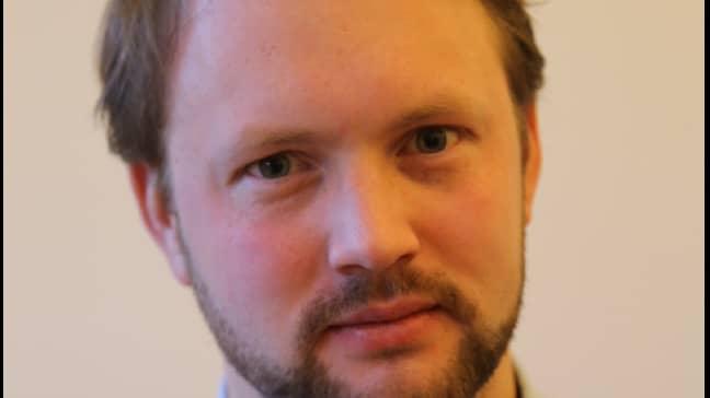 Marcus Friberg (MP), kommunalråd i Helsingborg. Foto: PRESSBILD