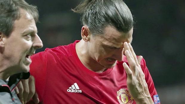 United dumpar Zlatan