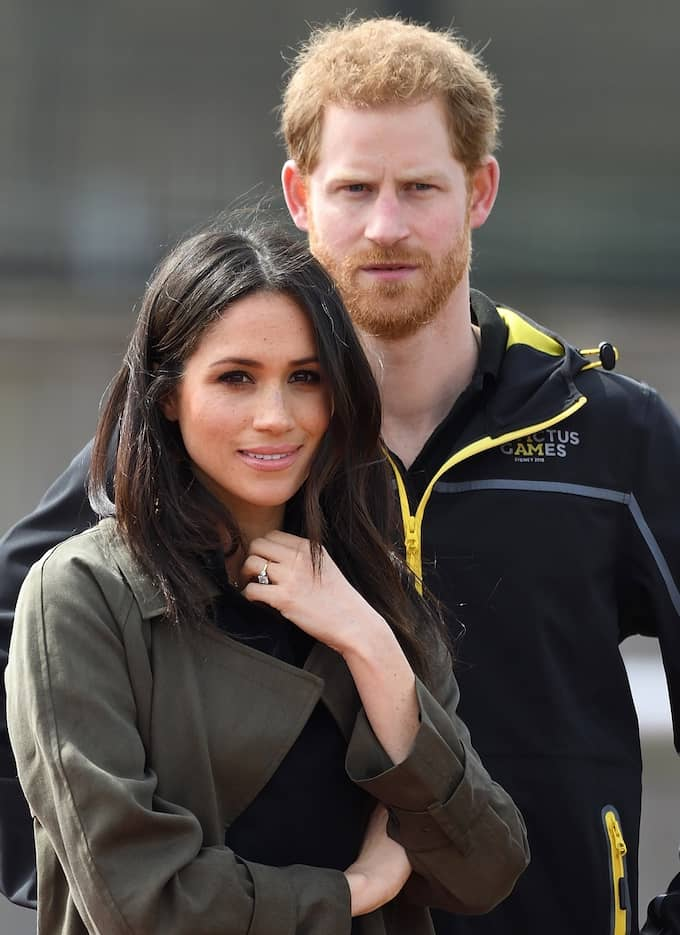 Meghan Markle och prins Harry Foto: TRIP FUCHS/NATIONAL GEOGRAPHIC / STELLA PICTURES BACKGRID UK