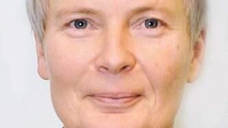 Ambassadören i Stockholm Merle Pajula. Foto: Estlands ambassad