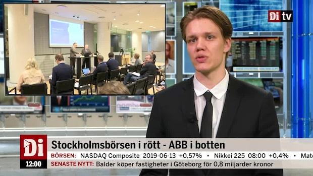 Di Nyheter – Lundin Petroleum stiger på röd Stockholmsbörs