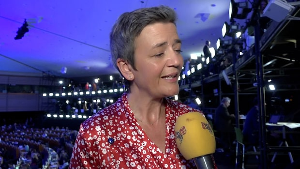 """Margarethe Vestager: """"Nya saker kan hända"""""""