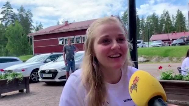 """Stina Nilsson: """"Som en spännande roman"""""""