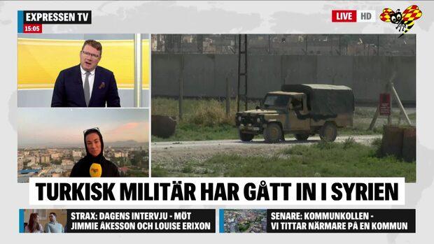 Direkt med Niklas Svensson – hela premiären 9/10 2019
