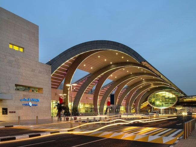 Dubais internationella flygplats inviger sin nya biometriska gräns nästa år.