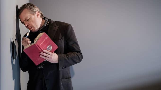 Fredrik Evers är träffsäker, stark och rolig. Foto: Ola Kjelbye