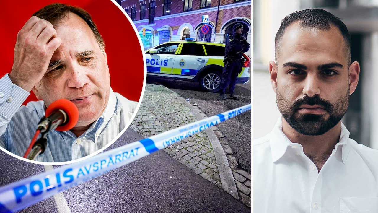 DEBATT: Stefan Löfven har tappat kontrollen över Sverige