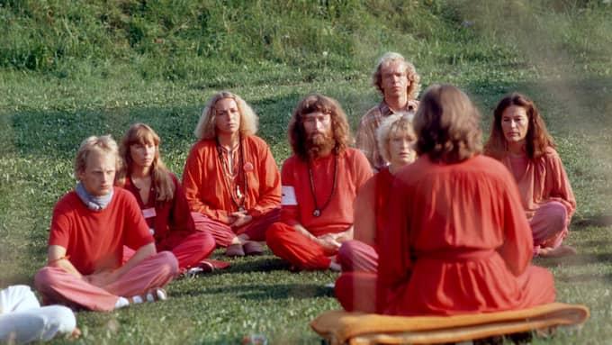 I Bhagwan sökte Ted Gärdestad ett frisinnat meditationscenter. Foto: DPA/IBL