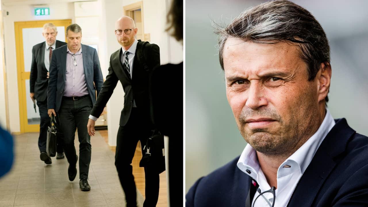 Daniel Kindberg döms till tre års fängelse