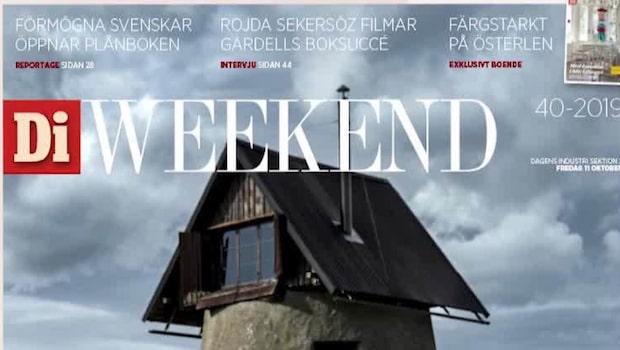 Nytt nummer av Di Weekend imorgon