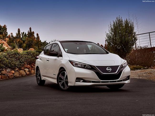 Nissan Leaf 2018.