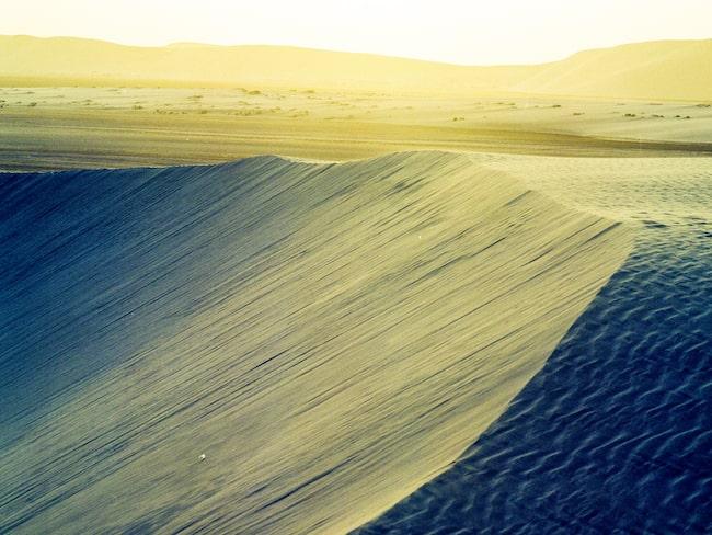 I Qatar kan du uppleva landet på flera olika plan, bland annat genom att åka på ökensafari.