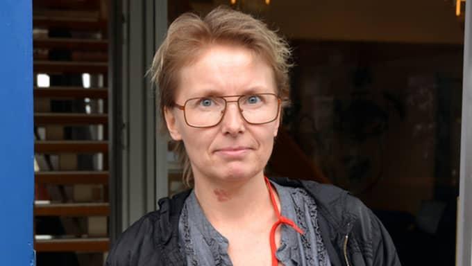 Föreståndaren Veronica Hakemo. Foto: Mikael Berglund