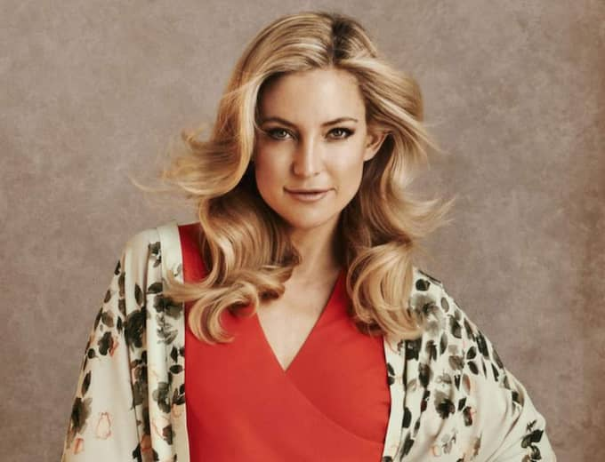 Kate Hudson är den senaste Lindexmodellen. Den 11 september hålls en stor jubileumsfest i Göteborg. Foto: Giampaolo Sgura