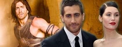 """Jake Gyllenhaal spelar muskelsvällande actionhjälte för första gången i """"Prince of Persia"""". Foto: BUENA VISTA/ BULLS"""