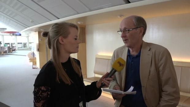 """K-G Bergström: """"Här kom ju tre klara besked"""""""