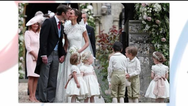 Modeexperten: De var bäst klädda på Pippas bröllop