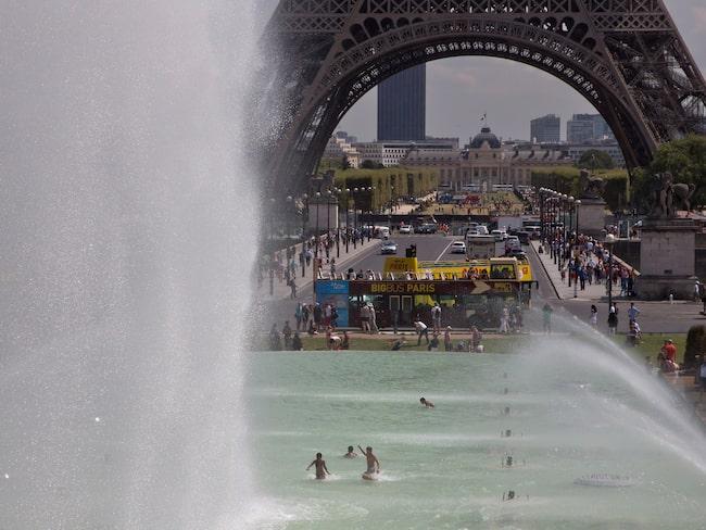 Eiffeltornet stängs i veckan på grund av strejk.