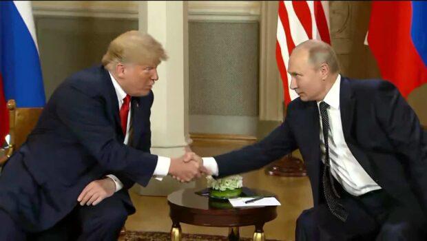 """""""Trump vill skapa en ny relation och dialog med Putin"""""""