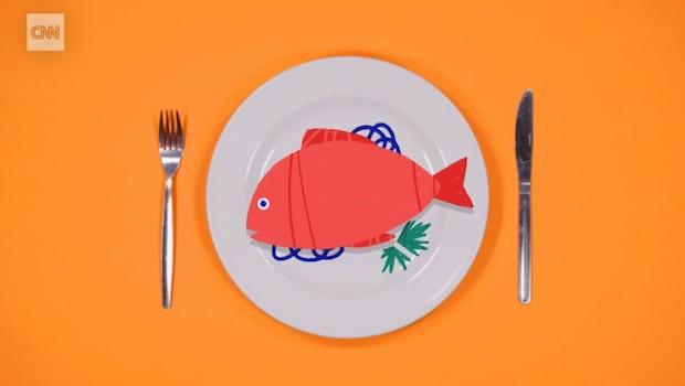 Får vi i oss plast via maten?
