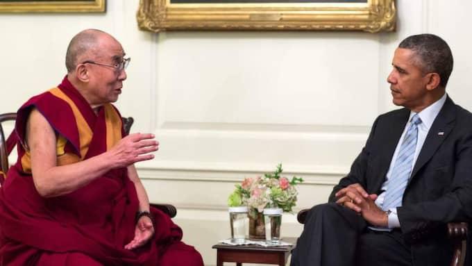 Dalai Lama har tagit steget till Instagram.