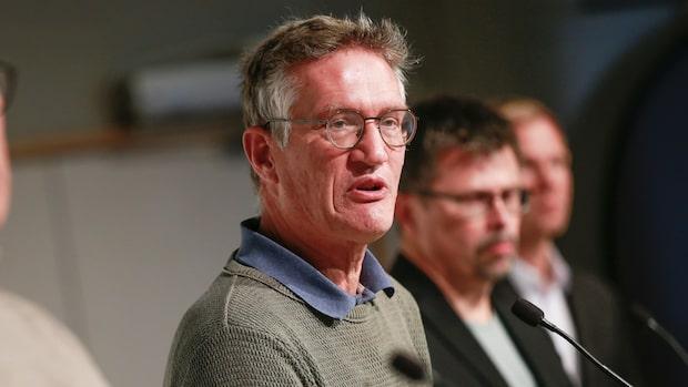 Anders Tegnell: Ingen andra våg i Sverige
