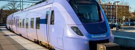 JUST NU: Omfattande  störningar i tågtrafiken