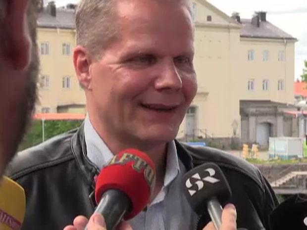 """Kaj Linna: """"Jag ska läsa domen tio gånger"""""""