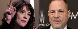 Avslöjandet om Weinstein från scenen i Cannes