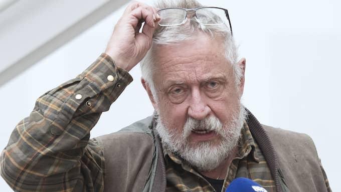 Brottscentralens expert Leif GW Persson är övertygad om vem som dödade Kevin, 4. Foto: SVEN LINDWALL
